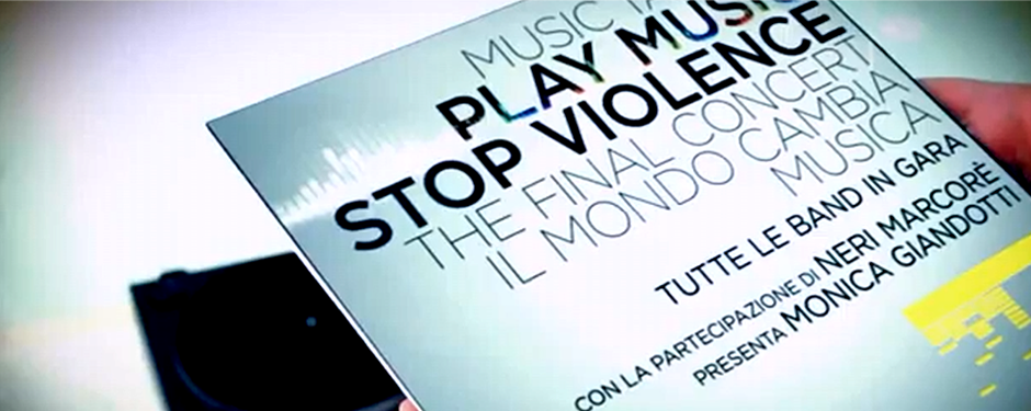 Play Music Stop Violence - The final concert